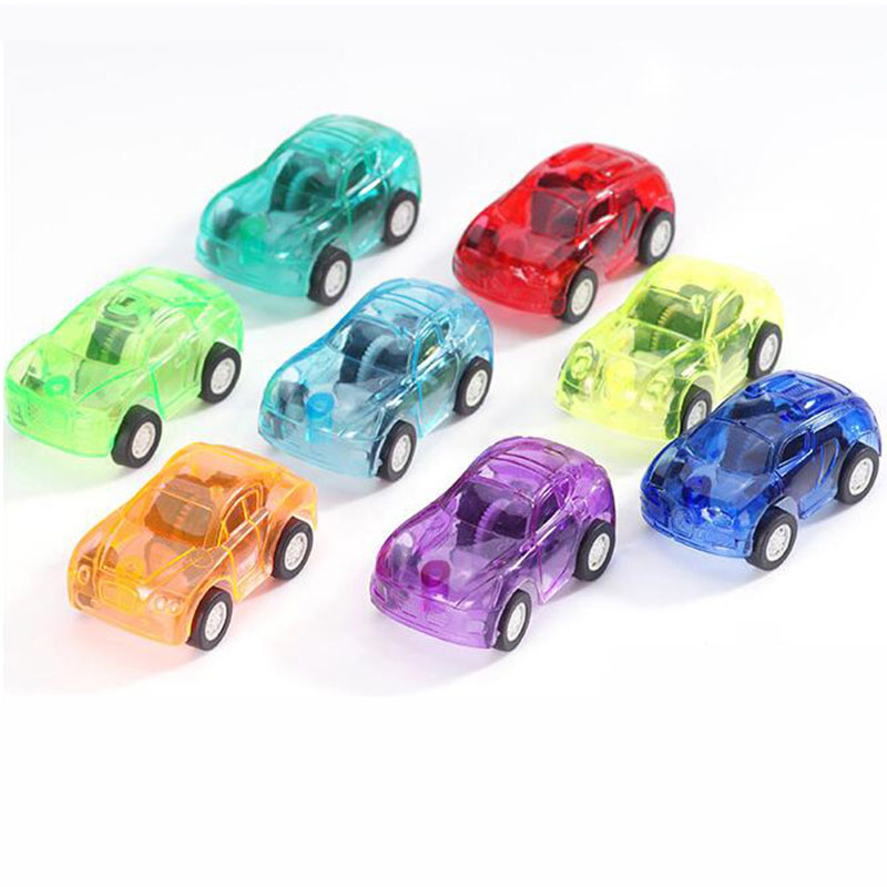 Mini Size Wind Up Toys Small Plastic Car Kids Childrens Toys
