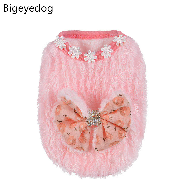 Bigeyedog Mini Dog Clothes Puppy Cat Clothes Tiny Teacup ...