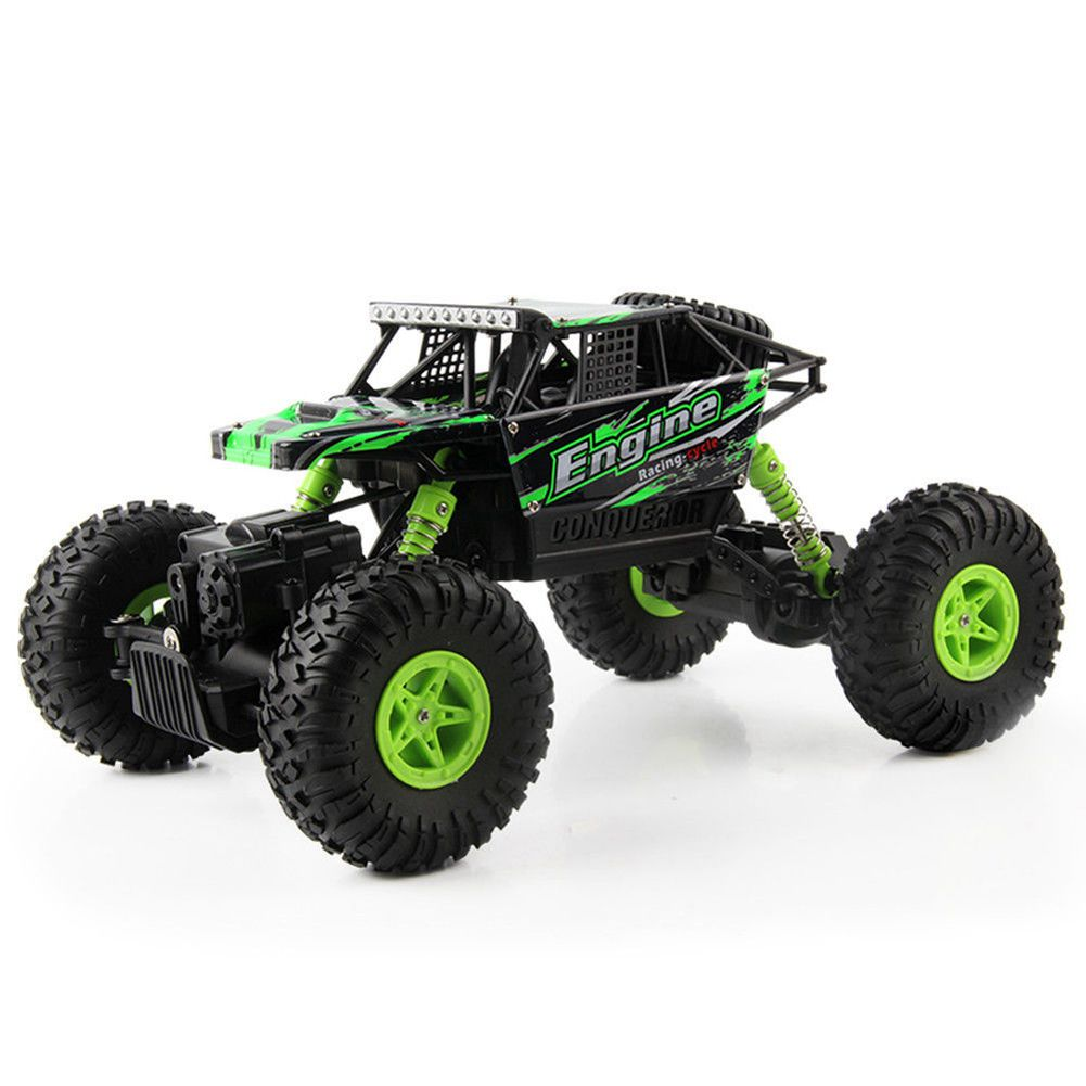 WLtoys 18428-B 1: 18 Radio Crawler Remote Control Cat 2.4G 4WD RC Off-road Car