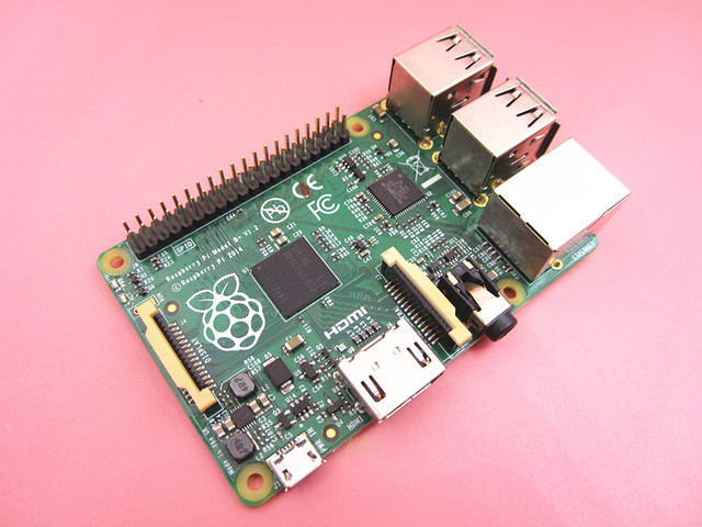 2016 new original raspberry pi 3 model b / raspberry pi / raspberry / pi3 b / pi 3 / pi 3b with wifi & bluetooth