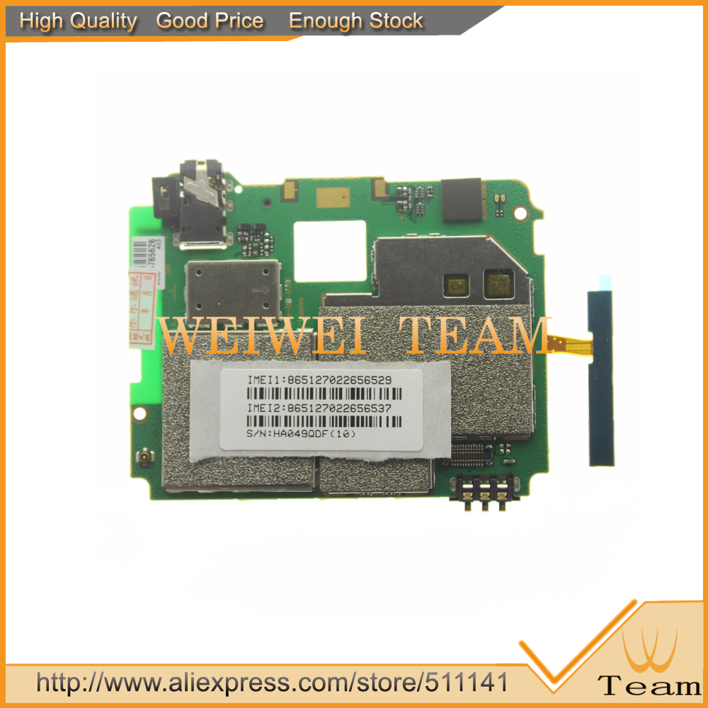 Original Brand New For Lenovo A850 Mainboard Motherboard Board Free Shipping