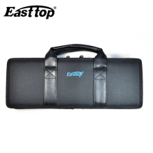 Easttop 10-hole Blues Harmonica Case / Diatonic Harmonica Bag/ Harp Bag / Instrument Bag for 12 Blues Harmonicas