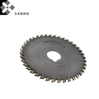 High dffciency welding saw blade cutter D100 D200 face and side cutter YG8 alloy saw tooth milling cutter