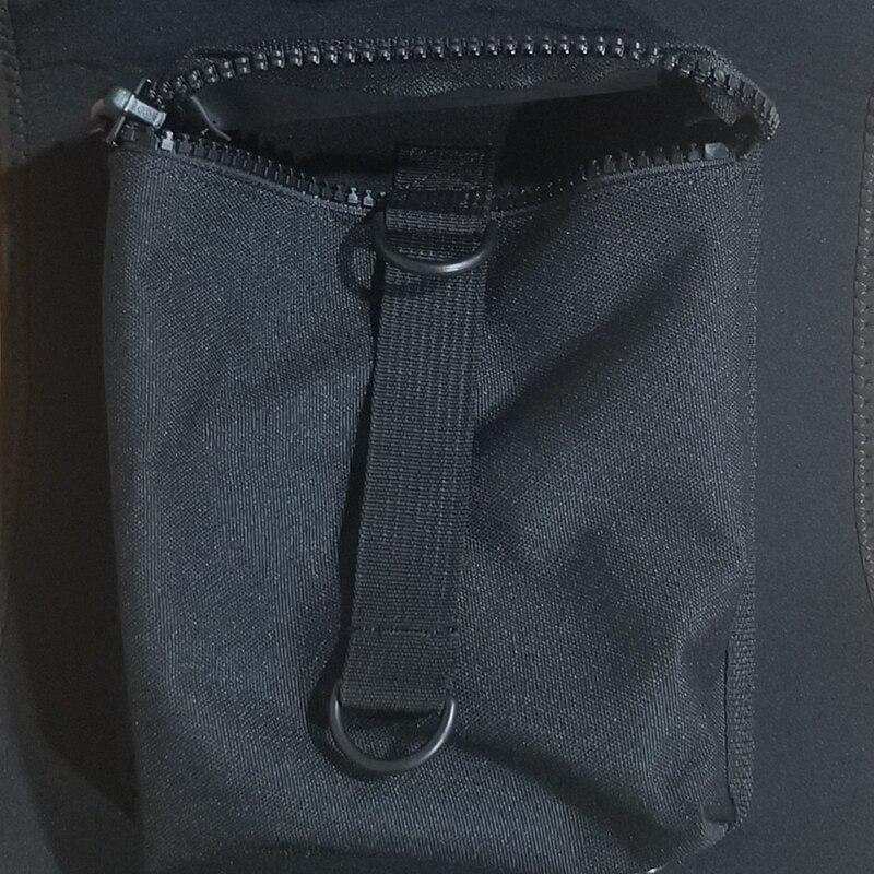 Néoprène combinaison Tech Shorts charge Submersible poids poche jambe cuisse pantalon Bandage pantalon équipement de plongée sous-marine accessoires - 5