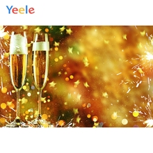 Yeele Party Glitter Background Wedding New Year Cheer Photography Backdrop Personalized Photographic For Photo Studio