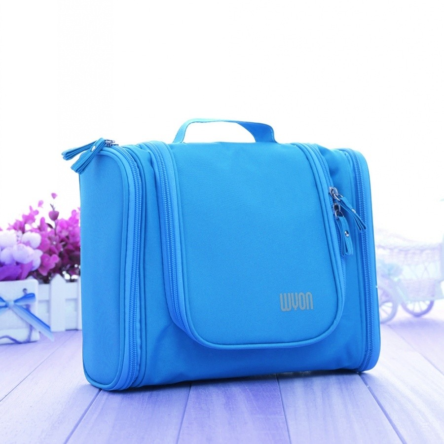3439cedbcf 2017 Multi Function Women Cosmetic bag Travel Men Makeup Bag Cosmetic Wash  Bag Waterproof Large Capacity Storage Bag Beautician-in Cosmetic Bags    Cases ...