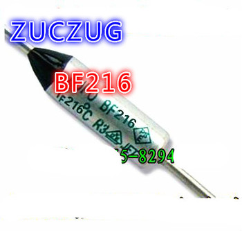 10 Uds., BF216 TF216, 10A, 250V, fusible de temperatura 216 ~ RY216, genuino Arpels