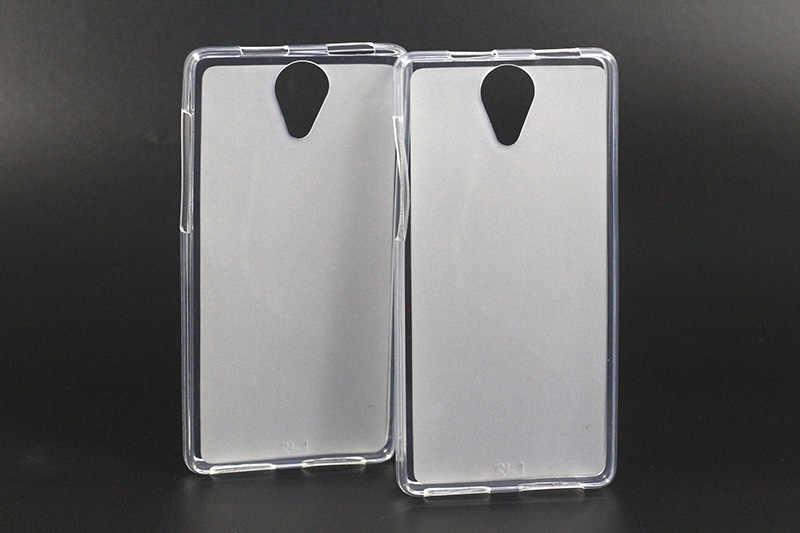 """Cover voor Vertex impress eagle Case Luxe Cool Soft TPU Siliconen Telefoon Gevallen voor Vertex impress eagle 5.5 """"Funda coque"""