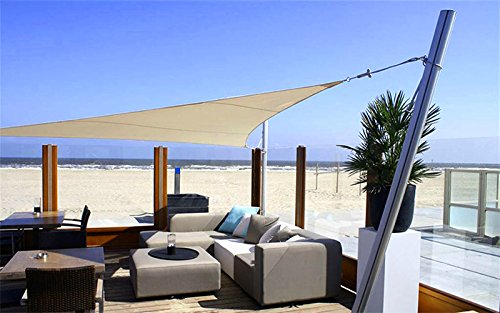Jinguan Net 3rd Generation 16u0027x16u0027x16u0027 Outdoor Sun Sail Shade Canopy Cover Choose (16x16x16 Blue)-in Awnings from Home u0026 Garden on Aliexpress.com | Alibaba ... & Jinguan Net 3rd Generation 16u0027x16u0027x16u0027 Outdoor Sun Sail Shade ...