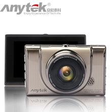 Original Anytek A100 + Dash Cam Car DVR con NTK96650 CPU 3.0 inch Pantalla Hd1080p 170 Video Del Coche