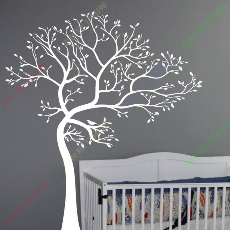 Free Shipping Large Tree Wall Sticker Home Decoration Vinly Wall