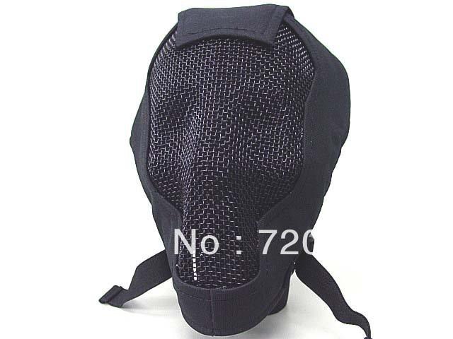 შავი დათვი Airsoft Praetorian Skull Razor Mask - სპორტული ტანსაცმელი და აქსესუარები - ფოტო 2