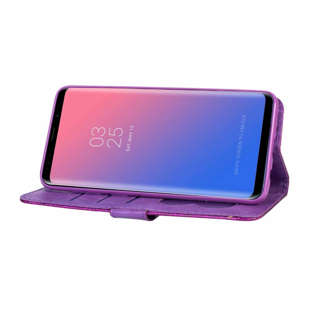 HTB1yzsHaJfvK1RjSspoq6zfNpXaB Wallet PU Leather Case For Samsung Galaxy S11 S10 E S9 S8 Plus S6 S7 Edge Note 10 Pro 8 9 Glitter Silicone Card Slot Flip Cover