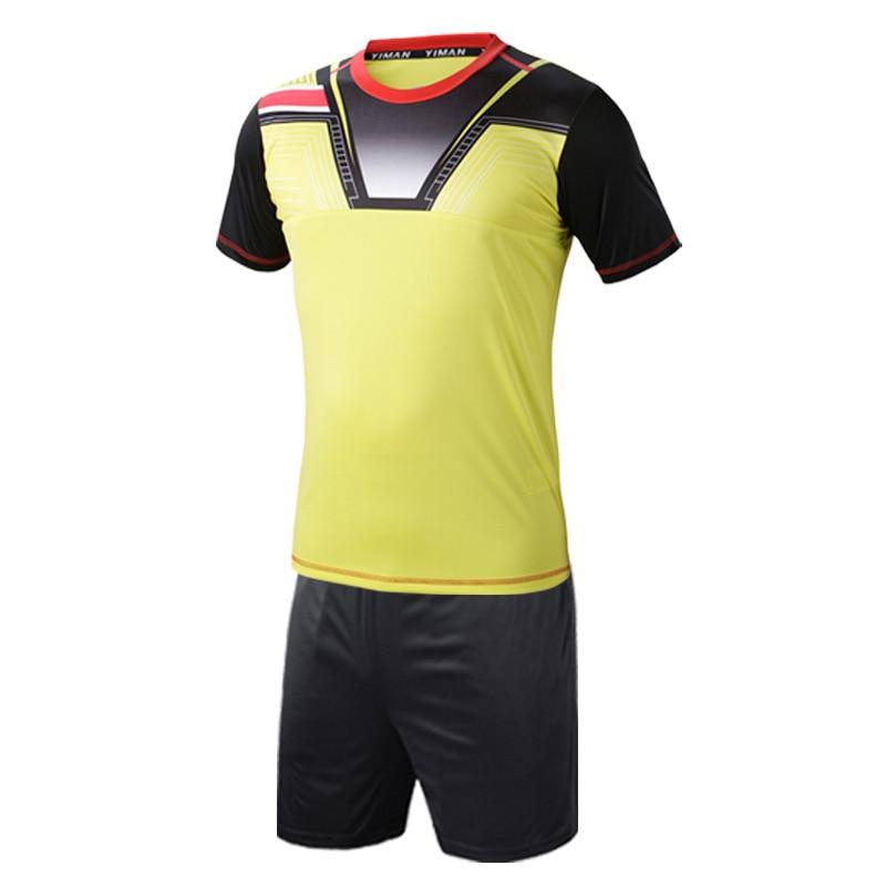 Vigilancia Fútbol 2017 2018 hombre blanco Jersey de futbol uniformes  Tailandia camisetas de fútbol kits cortos secado rápido conjunto del jersey  de fútbol ... fa3b197e3530f