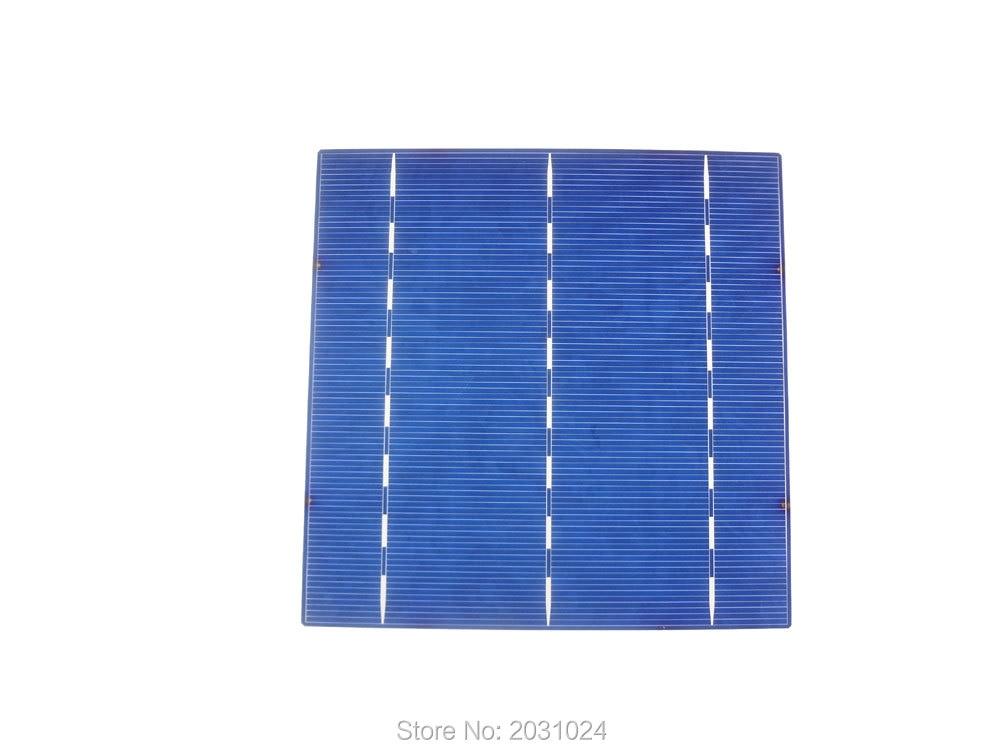 para diy painel solar celula solar celula policristalino 02