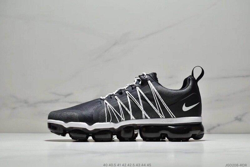 2019 Nouveau Nike Air VaporMax D'origine Mens chaussures de course maille Respirant La Stabilité Sport baskets Nike VaporMax Hommes