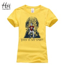 """This is My Spot"" Women T-shirt – 5 Colors"