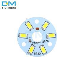 10 шт 3 W 5730 белый светодиодный светодиод SMD яркая лампа Панель светодиодный доска