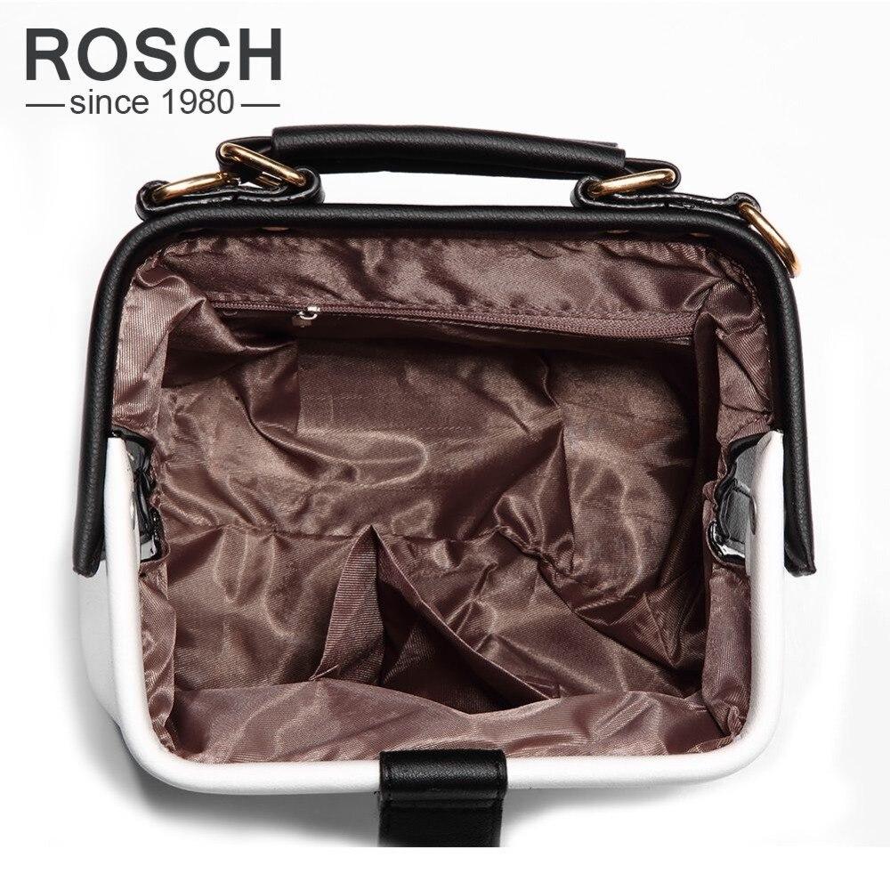 rosch 2017 marca de luxo Exterior : Abra o Bolso