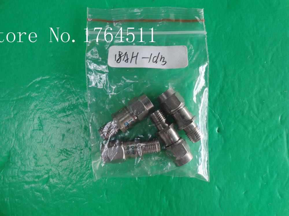[BELLA] INMET 18AH-1dB DC-18GHz Att:1dB P:2W SMA Coaxial Fixed Attenuator  --2PCS/LOT