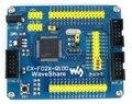 Módulo módulo de Placa de Desenvolvimento C8051F020 C8051F 8051 EVALUATION Kit de Ferramentas Completa I/O Expander EX-F02x-Q100 Padrão