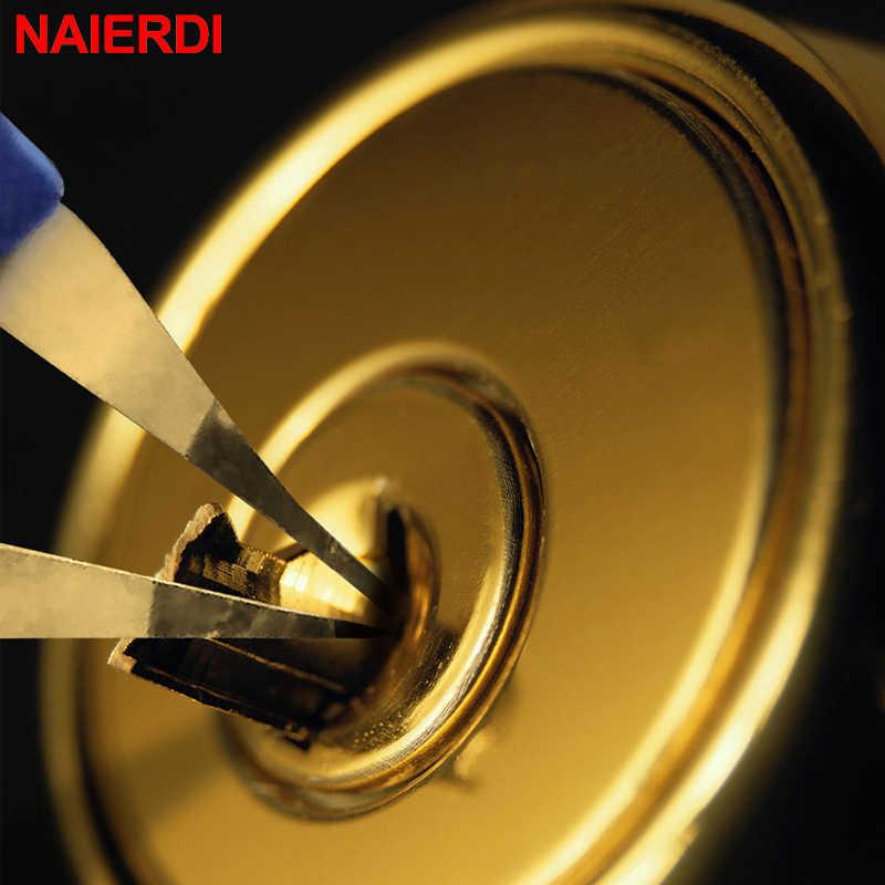 12PCS NAIERDI מסגר יד אספקת כלים נעילת פיק סט שבור מפתח אוטומטי להסרת Extractor ווי נירוסטה כלי חומרה
