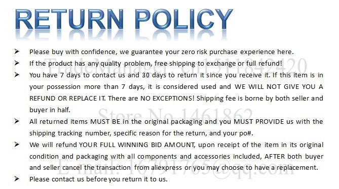 2 - return policy