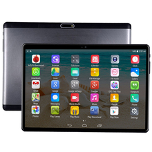 """2018 Newest 10 inch Tablet PC Android 7.0 Deca Core 4GB RAM 128GB ROM 2.5D Tempered Glass 1920*1200 IPS Screen Tablet 10 10.1"""""""