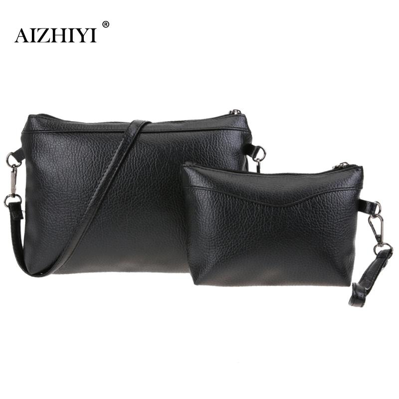2PCS Bag Fashion Women Messenger Shoulder Bag Crocodile PU Leather Casual Crossbody Quilted Bags Set Clutch Composite Handbags jooz brand luxury belts solid pu leather women handbag 3 pcs composite bags set female shoulder crossbody bag lady purse clutch