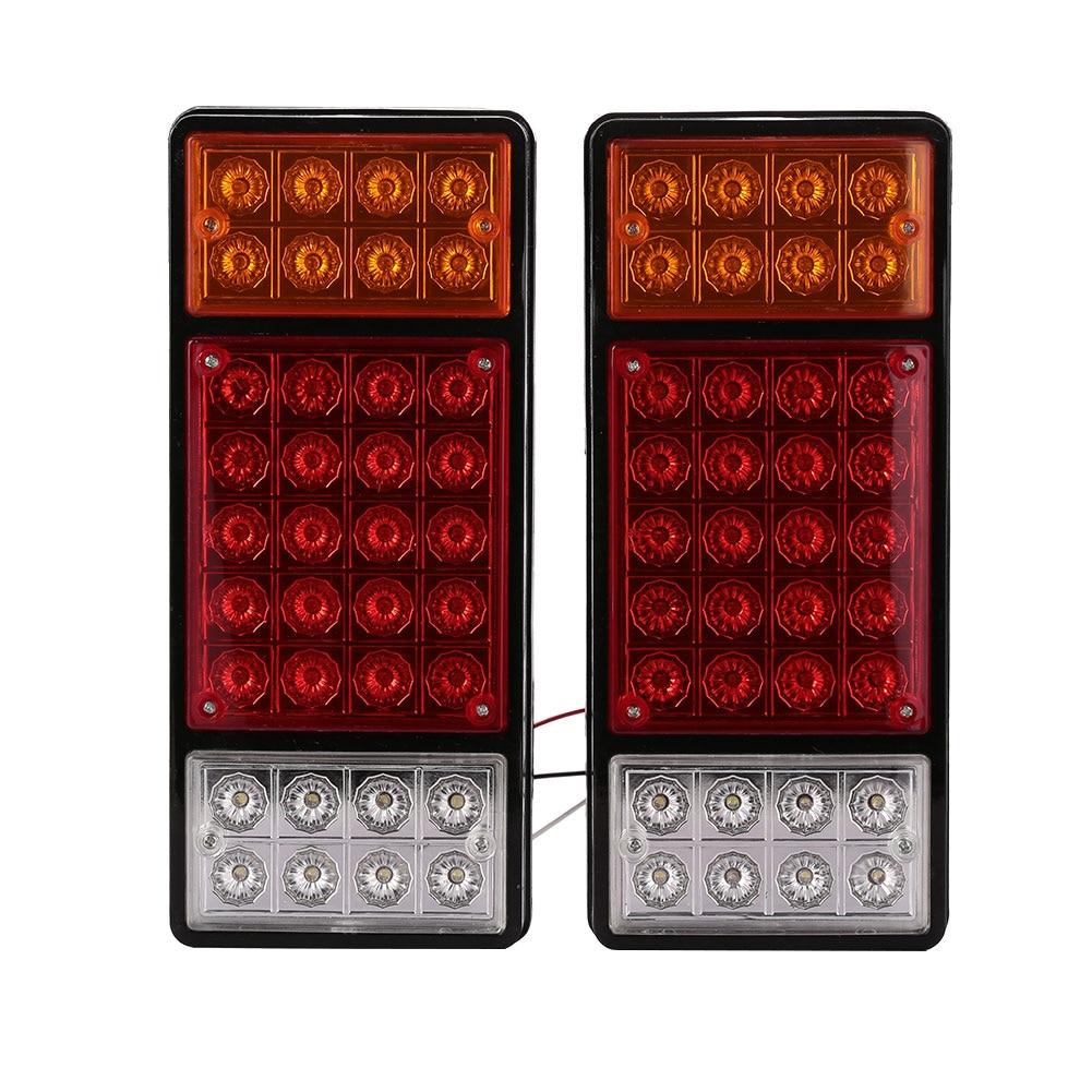2pcs 36LEDS Car Truck UTE Trailer Buses Rear Tail Lights Indicator Parking Lamps alpine ute 81r в харькове