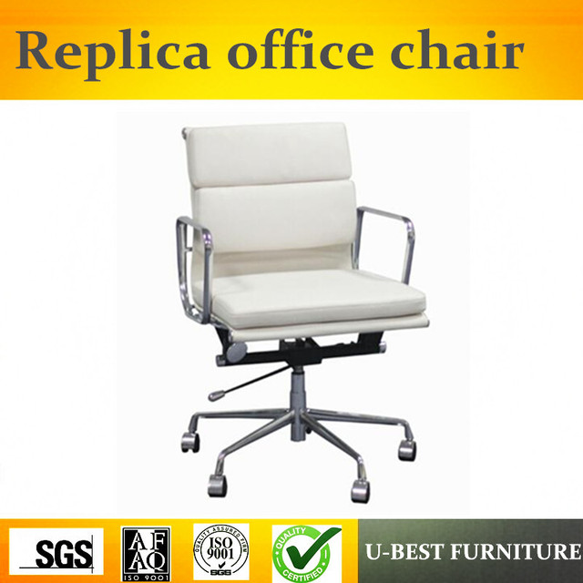 U-BEST luxus low back black leather office chair charles replicaClassic Replica Executive  sc 1 st  AliExpress.com & U BEST luxus low back black leather office chair charles replica ...