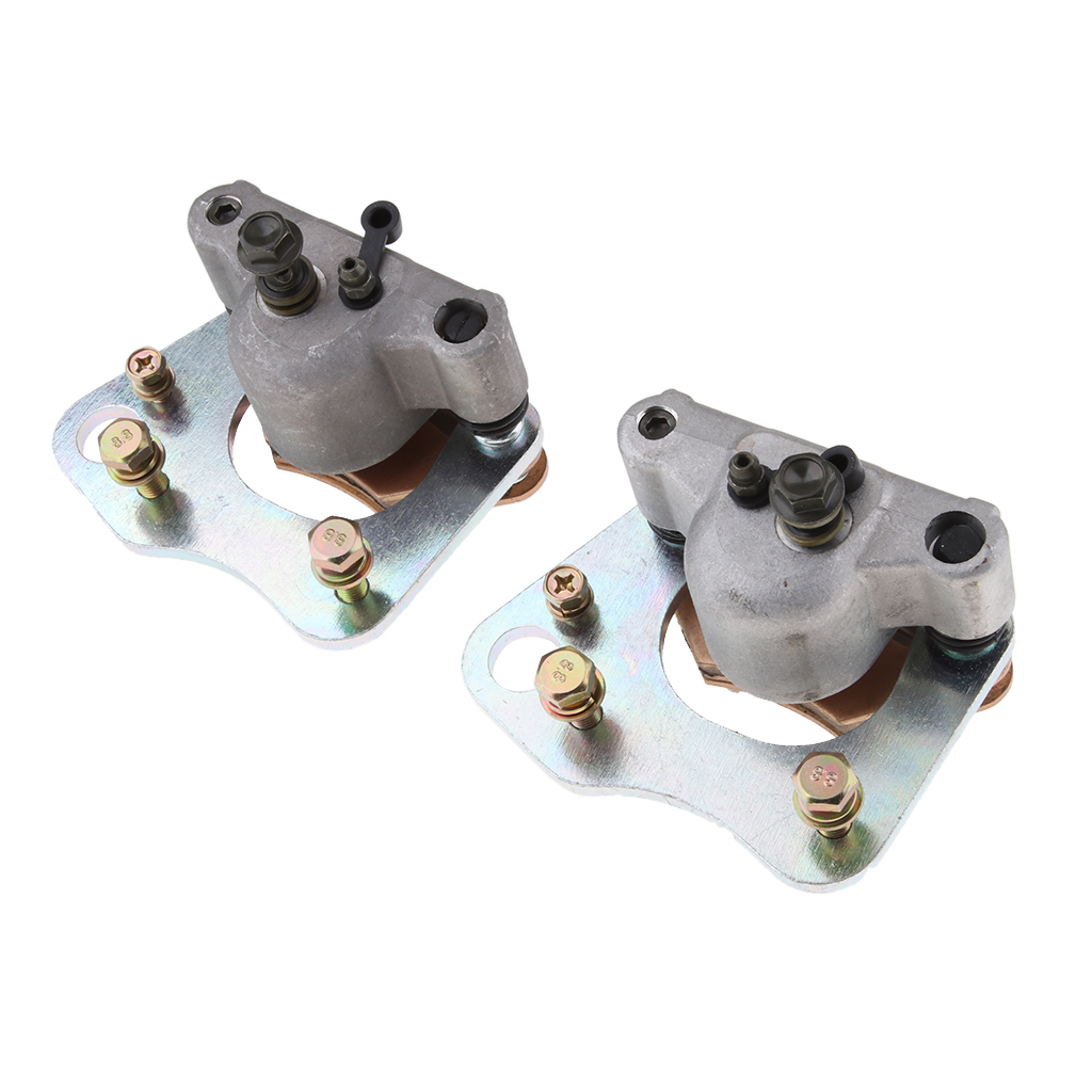 LEFT + RIGHT 2 X FRONT BRAKE CALIPER for Polaris SPORTSMAN 800 EFI 2010 2014-in ATV Parts & Accessories from Automobiles & Motorcycles    1