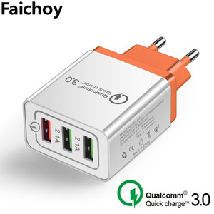 Good 3 Ports Fast USB Charger