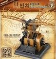 Бесплатная доставка академия 18146 леонардо ди Serpiero да винчи машины серии : летательный аппарат пластиковая модель комплект