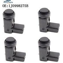 4 sztuk PDC czujnik parkowania radar cofania dla Volkswagen 1J0998275B 3D0919275D 3D0998275A 1K0919275 1J0998275B