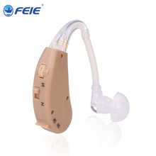Premium Soft Ear Hook BTE Style Hearing aid S-268 USSA amplified speaker Products