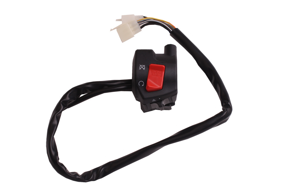 【ᗑ】motorcycle Scooter Hand Switch Turn ᗐ Signal Signal