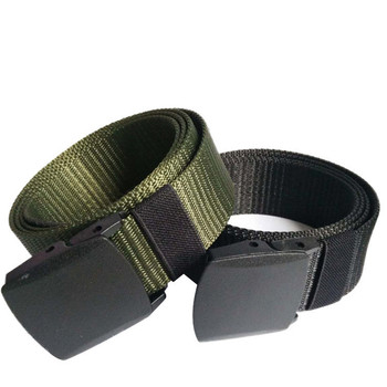 Fashion 3.7cm Wide For Men Tactical Belts Nylon Military Waist Belt Adjustable Heavy Duty Training Waist Belt Clothe Accessories heavy duty safty bungee seat belt adjustable nylon rope car adult seatbelt leash padded belts jumping protection outdoor tool page 9