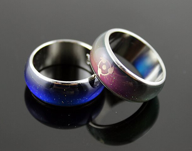 Fairy Tail Change Colors Rings Cosplay
