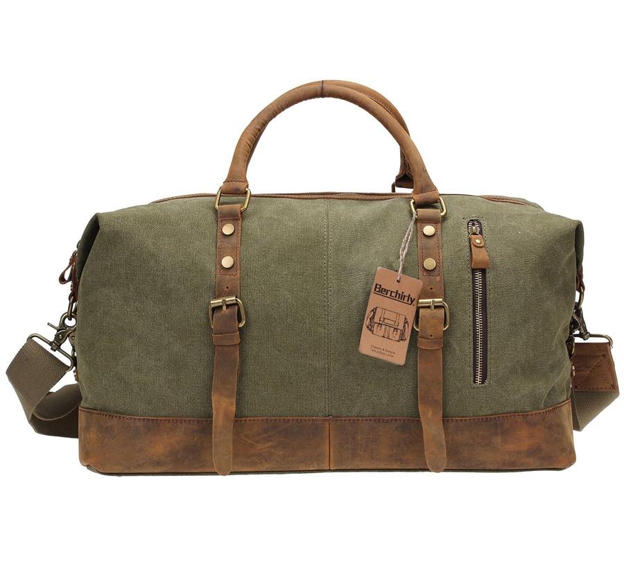 Travel Duffel Bags For Men