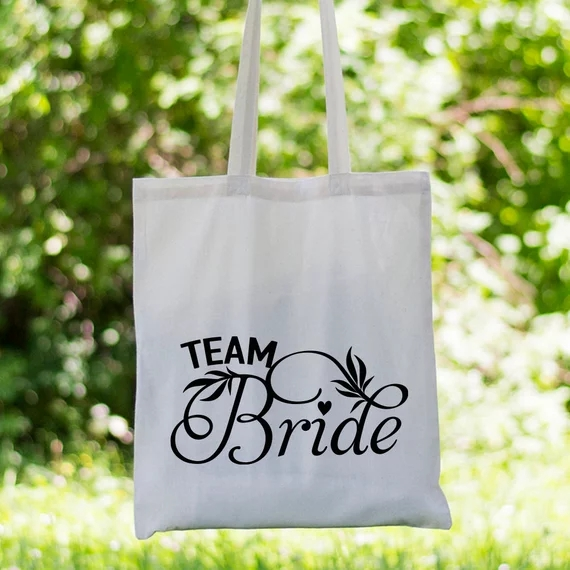 Maid Of Honour Wedding Favour Gift Bags Hen Party Gift Funny Shopping Tote Bag
