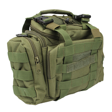Multifunctional pack camouflage tackle lure waist backpack fishing outdoor bag