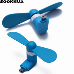 Mini Portable Micro USB Fan Cooling Air Cooler Strong Wind For Xiaomi Huawei Samsung Laptop Android OTG Smartphones