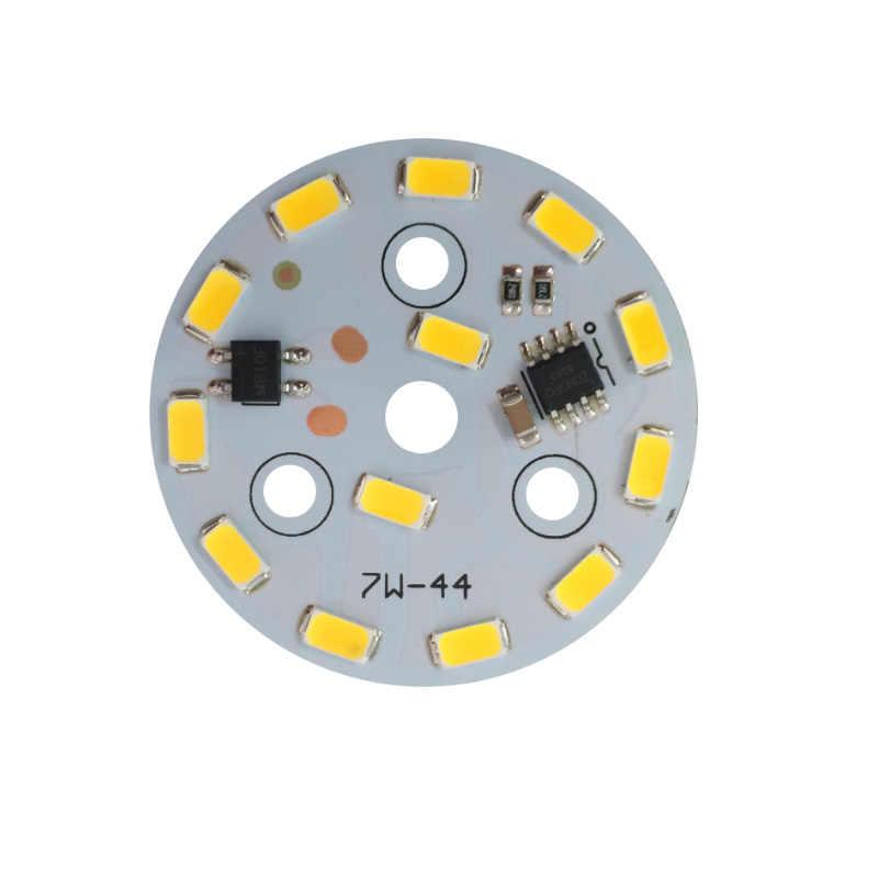 DOB  LED  Lamp Chip 3W 5W 7W 9W 12W  AC 220V Input Smart IC Driver Fit For DIY LED Downlights  Spotlights LED Bulb