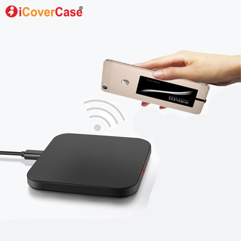 Qi Wireless Charger Pad for Huawei Y9 2019 Case Mobile Accessories