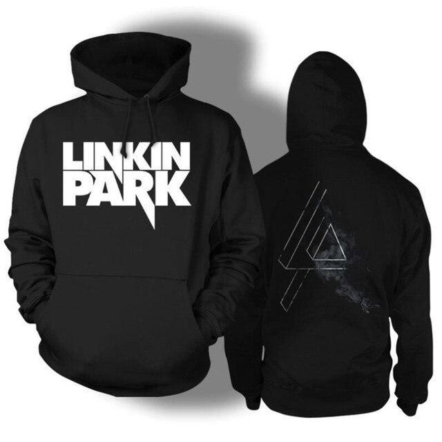 Толстовка худи Linkin Park 1
