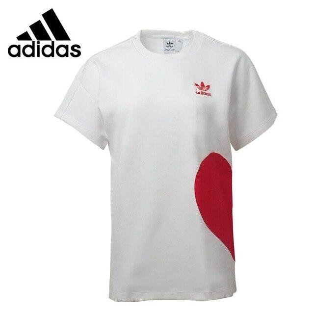 Original New Arrival 2018 Adidas Originals Women's T-shirts short sleeve Sportswear