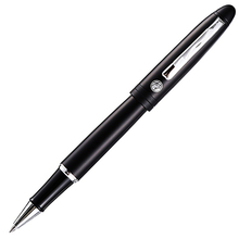 פיקאסו 932 תירש מט שחור רולר כדור עט עם דיו מילוי, Noblr אריזת מתנה אופציונלי משרד עסקים כתיבת ספר מתנה