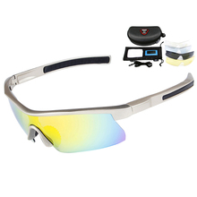 Polarized Cycling Glasses Bike Outdoor Sports Bicycle Sunglasses