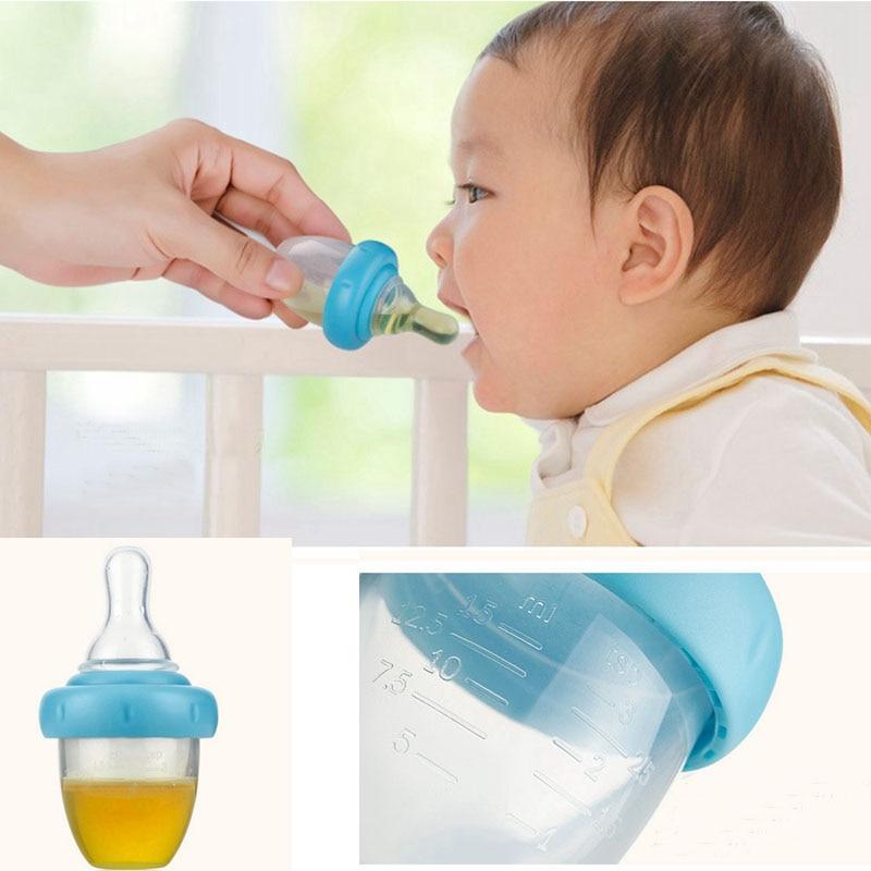 Safe Baby Squeeze Medicine Dropper Dispenser Infant Nipple Pacifier Newborn Needle Feeder Juice Feeding bottle Baby Drug Feeder